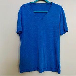 Men's Lululemon short sleeve T-shirt